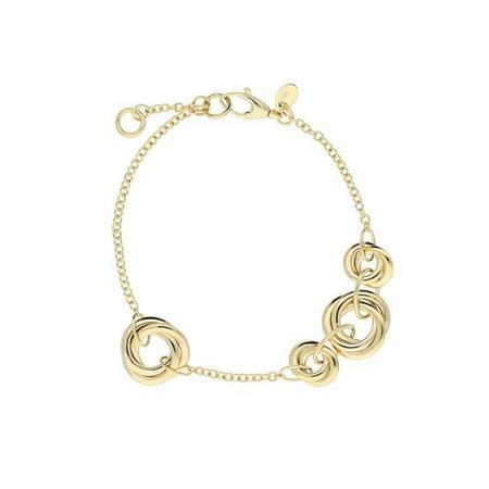 14ct Gold Knot Style Bracelet