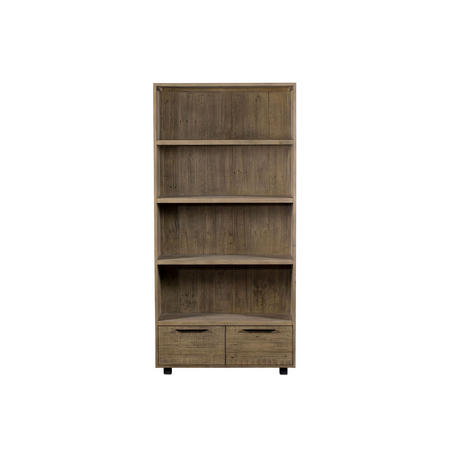 Calais Medium 4 Shelf Bookcase