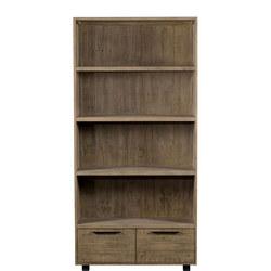 Calais Medium 4 Shelf Bookcase