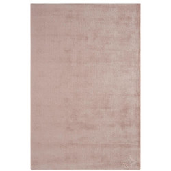 Aran Rug Rose Pink