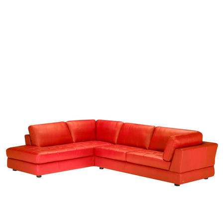 B617 Massimo Leather Corner Group (LAF Terminal) Red