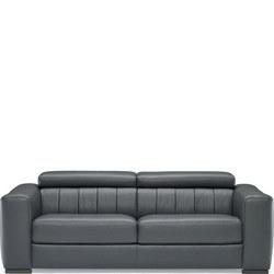 B790 Forza Split Sofa 10BI Grey