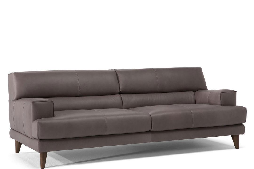 B992 Tiziano Leather Sofa 15WQ
