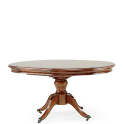 Lille Extending Pedestal Table