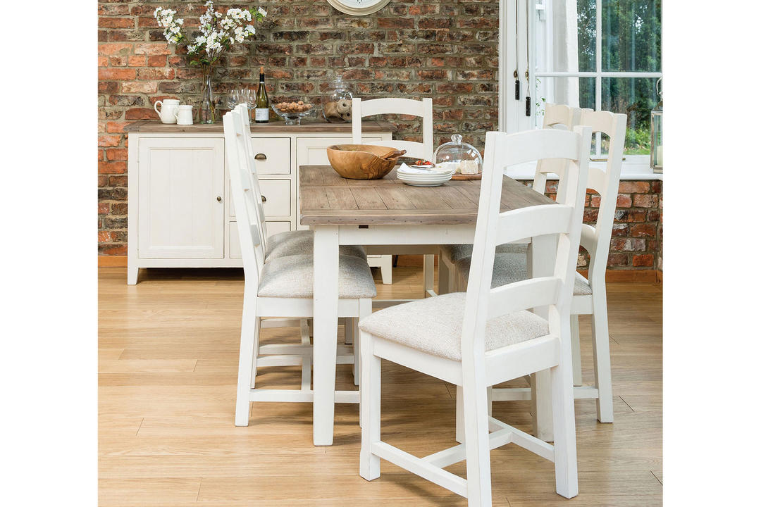 Cotswold 120Cm Extending Dining Table