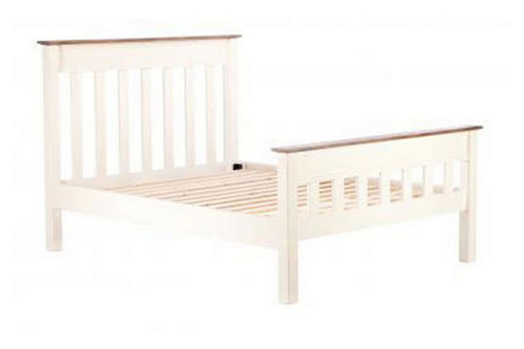 Cotswold Panel Bed Double