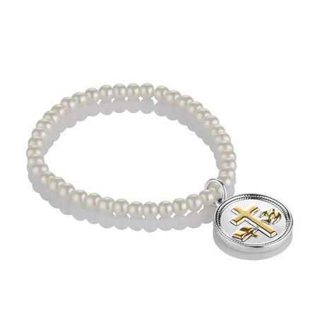 Confirmation Beaded Bracelet