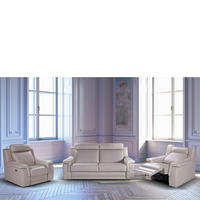 Bellagio Three-Seater Sofa Beige