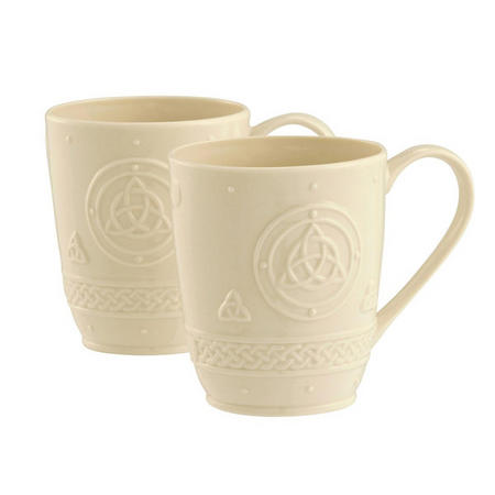 Living Celtic Mugs 2 Piece Set