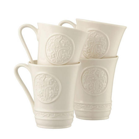Living Irish Craft Mugs 4 Piece Set