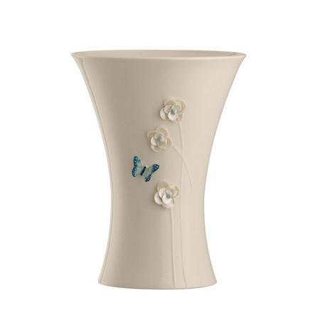 """Living Azure 10"""" Vase"""
