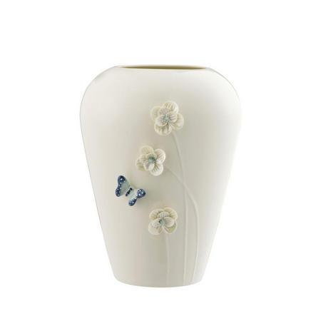 Living Azure 8 Inch Vase