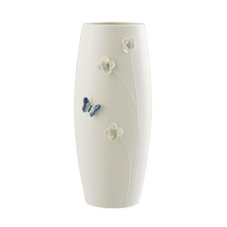 Living Azure 10.5 Inch Bud Vase