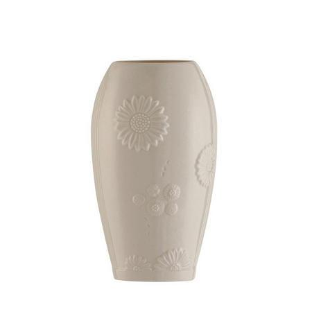 """Living Sunflower 9"""" Vase"""