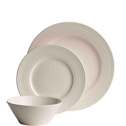 Living Ripple 12 Piece Dinner Set