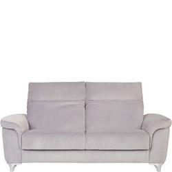 Bellona Sofa, Velluti Silver