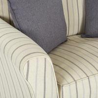 Berwick Snuggler Chair Nicole Dove
