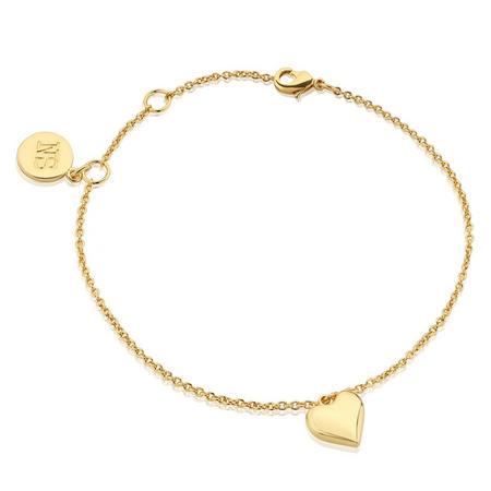 Amy Huberman Bracelet with Heart