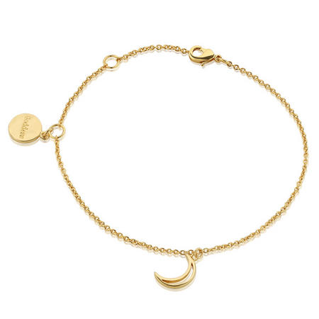 Amy Huberman Bracelet with Moon