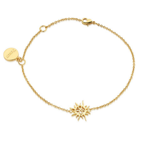 Amy Huberman Bracelet with Sun
