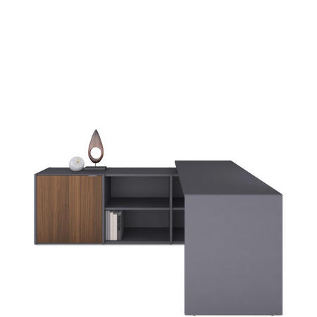 Copenhagen Desk With Side Storage