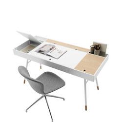 Cupertino Desk With Storage