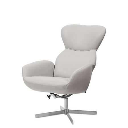 Athena Swivel Chair With Reclining Function