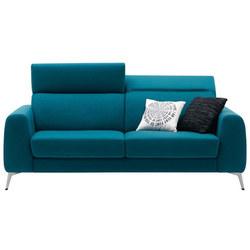 Cool Boconcept Madison Sofa Bed With Adjustable Headrest Blue Lux Felt Cjindustries Chair Design For Home Cjindustriesco