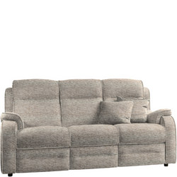 Boston 3 Seat Sofa Equinox Light Blue