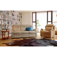 Boston 3 Seat Sofa William Cream
