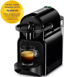 Inissia Coffee Machine Black