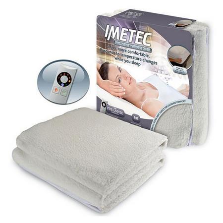 Fitted Fleece Blanket Single