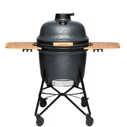 Ceramic BBQ & Oven Large Grey