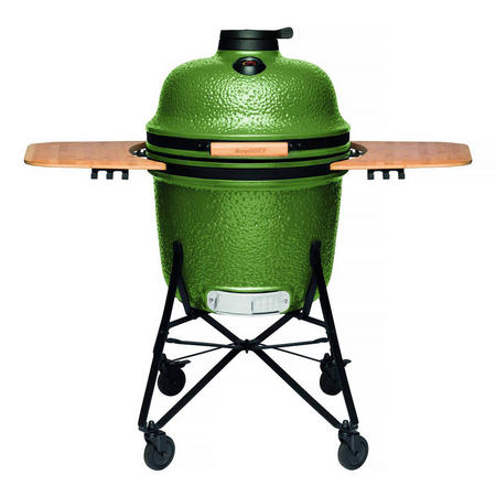 Ceramic BBQ & Oven Large Green