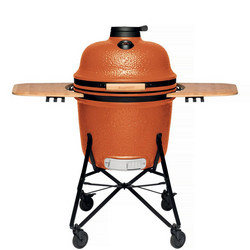 Ceramic BBQ & Oven Large Orange