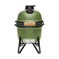 Ceramic BBQ & Oven Small Green