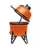 Ceramic BBQ & Oven Small Orange