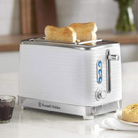 Inspire High Gloss Two Slice Toaster