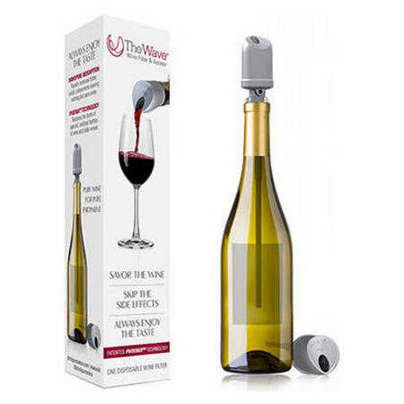 The Wave Wine Filter & Aerator