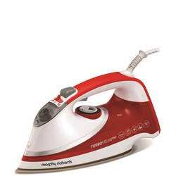 Turbosteam Pro Pearl Ceramic Steam Iron