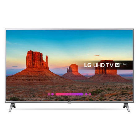 "43"" Smart 4K Ultra HD HDR LED TV"