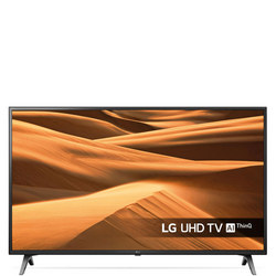 "43"" LG ULTRA HD 4K TV"