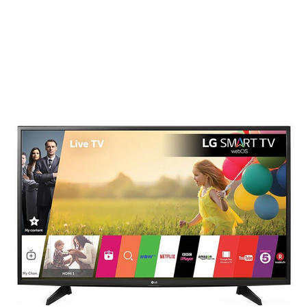 "49"" LG Smart TV with web OS"