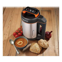 Soup Maker With Keep Warm Function And Clean Mode