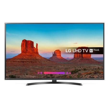 "50"" Ultra HD 4K TV"