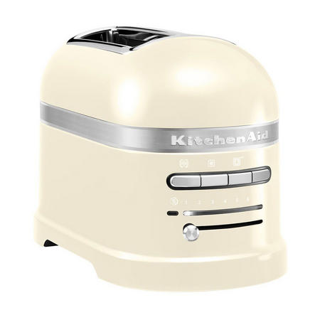 Artisan Two Slot Toaster Almond Cream