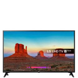 60 Inch LED HDR 4K Ultra HD Smart TV