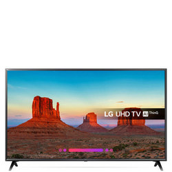 "65""  ULTRA HD 4K TV"