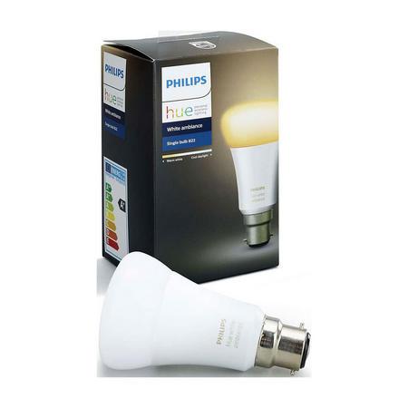 Hue White Ambiance B22 Single Lamp
