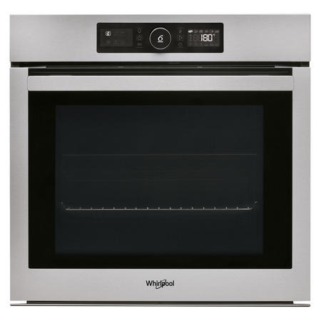 Touch Control Multifunction Single Oven With Pyrolytic Cleaning